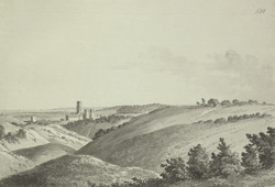 Durham, Distant View